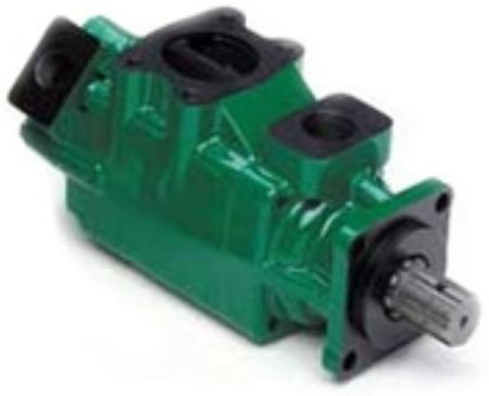DOSTAWA GRATIS! 01539208 Pompa hydrauliczna łopatkowa dwustrumieniowa B&C (objętość geometryczna: 78,3+18,1 cm³, maks. prędkość: 2500 min-1 /obr/min)