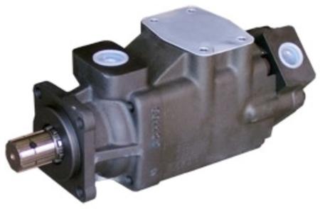 DOSTAWA GRATIS! 01539214 Pompa hydrauliczna łopatkowa dwustrumieniowa B&C (objętość geometryczna: 91,2+27,4 cm³, maks. prędkość: 2500 min-1 /obr/min)