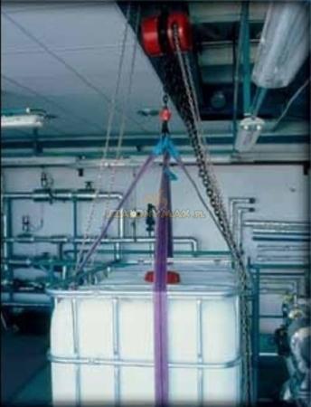 DOSTAWA GRATIS! 2209157 Wciągnik łańcuchowy z przekładnią planetarną Z100/7.5t (wysokość podnoszenia: 6m, udźwig: 7,5 T)