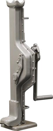 DOSTAWA GRATIS! 31026279 Uniwersalny podnośnik hydrauliczny ze stali (udźwig: 5 T)
