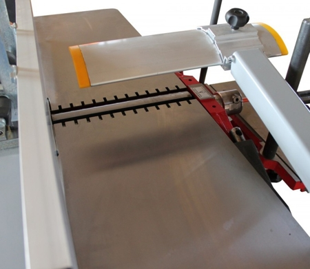 DOSTAWA GRATIS! 44349956 Strugarko-grubościówka Holzmann 230V (szerokość heblowania: 250mm, wymiary stołu: 1090x855 mm)