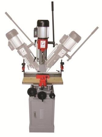 DOSTAWA GRATIS! 44350016 Wiertarko-dłutarka Holzmann (max. głębokość wiercenia: 76 mm, wymiary stołu: 540x230 mm)