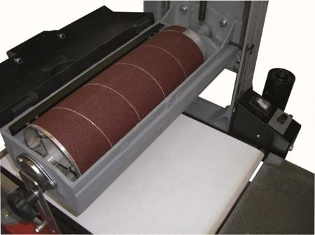 DOSTAWA GRATIS! 44350037 Szlifierka bębnowa Holzmann (maks. wysokość obrabianego elementu: 130mm, maks. szerokość obrabianego elementu: 405 mm)
