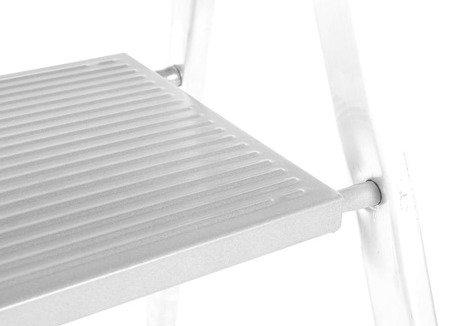DOSTAWA GRATIS! 99674635 Drabina domowa aluminiowa jednostronna 7 stopniowa (wysokość robocza: 3,50m)