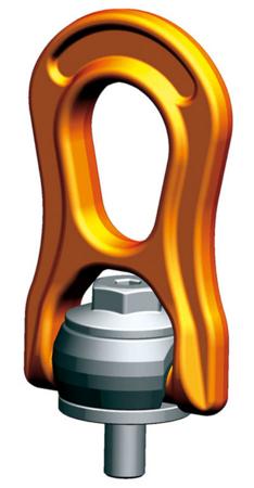 IMPROWEGLE Śruba z uchem obrotowo-uchylnym PLBW 15t M48 (udźwig: 15 T, gwint: M48) 33948562