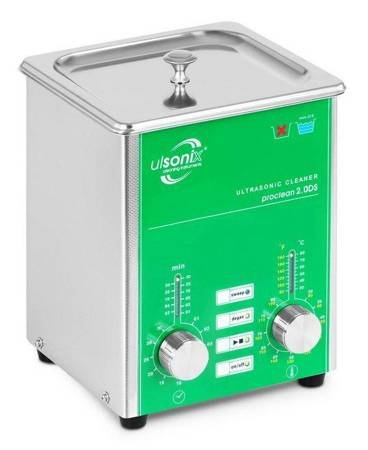 Oczyszczacz ultradźwiękowy Ulsonix (moc ultradźwiękowa: 80W, pojemność: 2L) 45643533