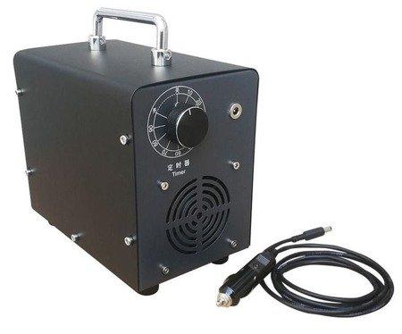 Ozontech Generator ozonu, ozonator (wydajność: 20g/h, moc: 60W 12/24 V) 12786289