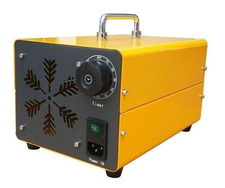 Ozontech Generator ozonu, ozonator (wydajność: 30g/h, moc: 80W 230 V) 12786291
