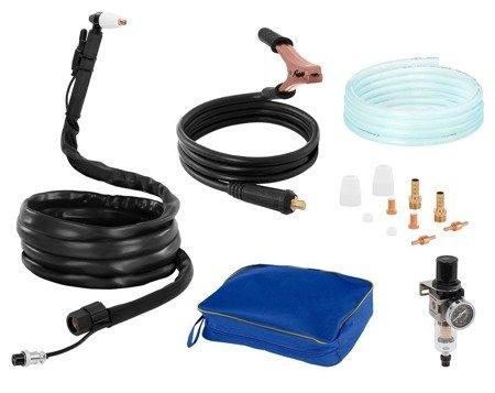 Przecinarka plazmowa Stamos 230V, 1-Fazowe (prąd cięcia: 20-50A. grubość /szerokość cięcia: 14 /1mm) 45643379