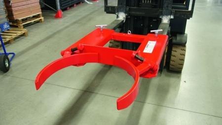 SWARK Uchwyt do beczek na wózek widłowy GermanTech (udźwig: 300 kg) 99724856