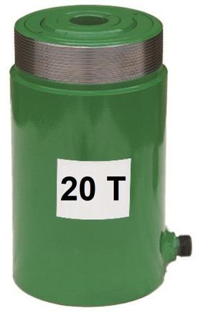 Siłownik przelotowy (wysokość podnoszenia min/max: 150-210mm, udźwig: 20T) 62754008