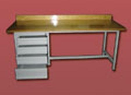 Stół warsztatowy, 4 szuflady (wymiary: 2000x750x900 mm) 77156852