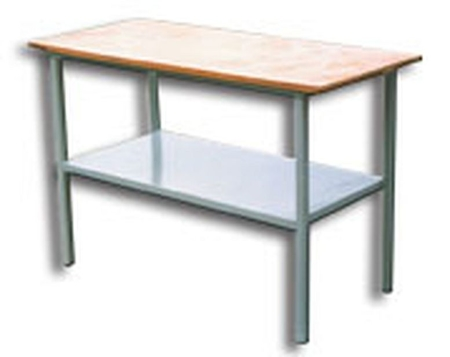 Stół warsztatowy z półką (wymiary: 1500x750x900 mm) 77156869