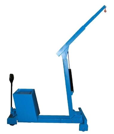 Żuraw hydrauliczny ręczny z przeciwwagą (udźwig do 1000 kg) 61714830